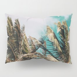 Palm Trees and Island Breeze Pillow Sham