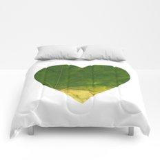 I LOVE PLANTS. Comforters