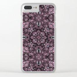 Segovia Clear iPhone Case