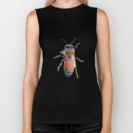 Worker Honey Bee 06 Biker Tank