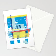 funky town Stationery Cards