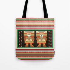 Nick's Blanket 1968 Version 2 (With Figures) Tote Bag