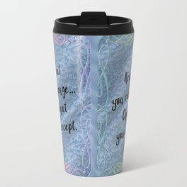 Accept Travel Mug