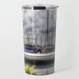 Yalikavak Marina Bodrum Travel Mug