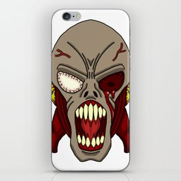 Horror of the Dead iPhone Skin