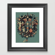 Day Dreaming Framed Art Print