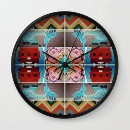 Mambo Jambo Wall Clock
