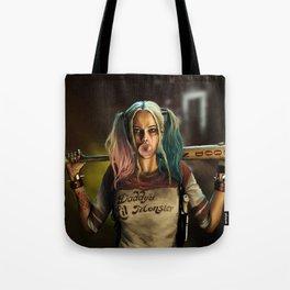 Harleen Quinzel Tote Bag