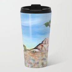 Desert Dreaming Metal Travel Mug