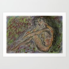 Insomnia is Beautiful Art Print