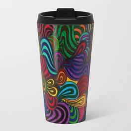 Waves of Freedom #Z Travel Mug