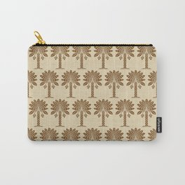 Nutmeg Spice Moods Palm Carry-All Pouch