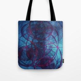 Dreaming Underwater Tote Bag