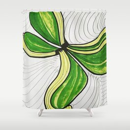 OTOÑO 5 Shower Curtain