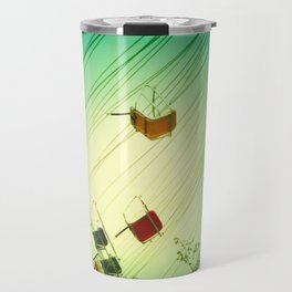 Fly around Travel Mug
