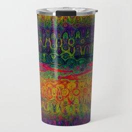 Hippie Travel Mug