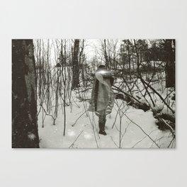 The sleepwalker no2 Canvas Print
