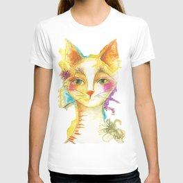 Jewel original watercolor painting T-shirt