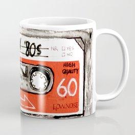 mixtape 80s Coffee Mug
