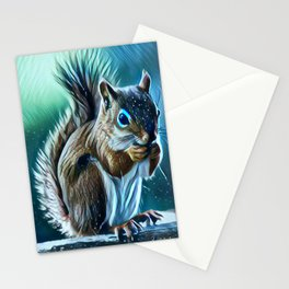 In the Winter Stationery Cards