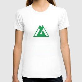 toyama region flag japan prefecture T-shirt
