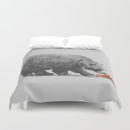 Cannibalism Duvet Cover