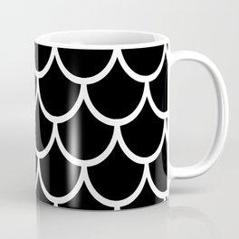 Hanging Black Clouds Coffee Mug