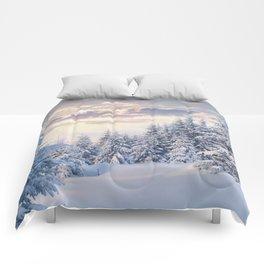 Snow Paradise Comforters