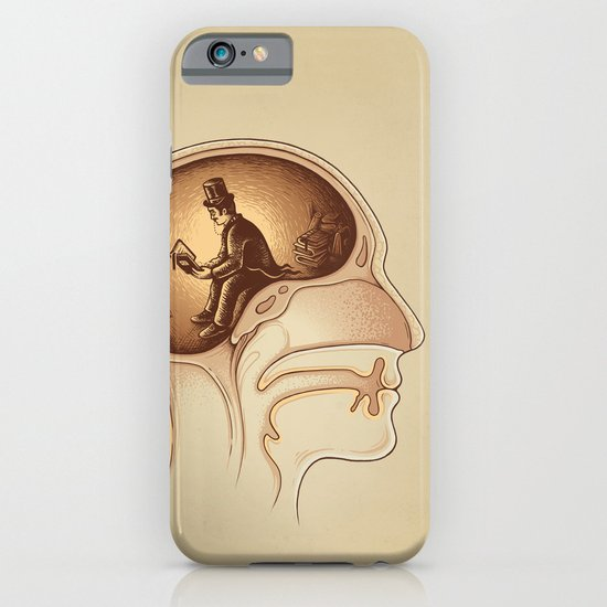 Mind Reader iPhone & iPod Case