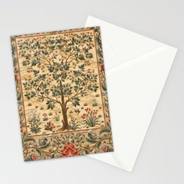 "William Morris ""Tree of life"" 3. Stationery Cards"