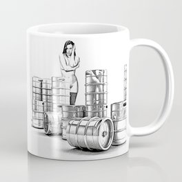Lager and Lead Coffee Mug