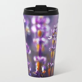 Over the Gold and Hills Travel Mug