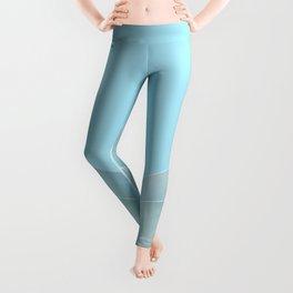 Light Blue Agave #1 #tropical #decor #art #society6 Leggings