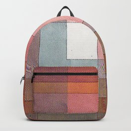 1930 - Polyphonic Setting for White by Paul Klee Backpack
