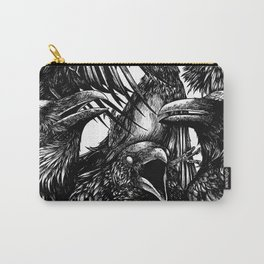 The Riot : Crows Carry-All Pouch