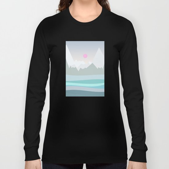 Landscape NC 06 Long Sleeve T-shirt