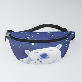 Polar bears, arctic animals Fanny Pack