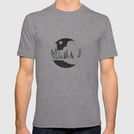 Half Dome Yosemite T-shirt