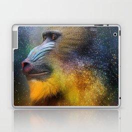 Monkey Head Nebula Laptop & iPad Skin