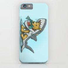 Shark Suit Dog Slim Case iPhone 6s