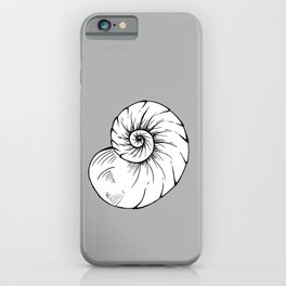 seashell #2 iPhone Case