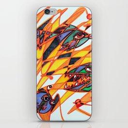 Fishopoly iPhone Skin