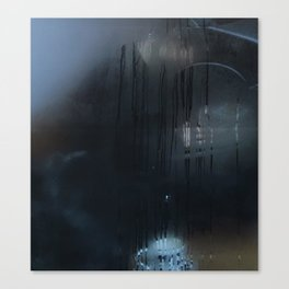 Rainy Afternoon Canvas Print