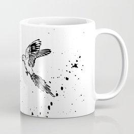 Wild Parakeets in Amsterdam Coffee Mug
