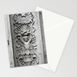 Details on the Wall Stationery Cards