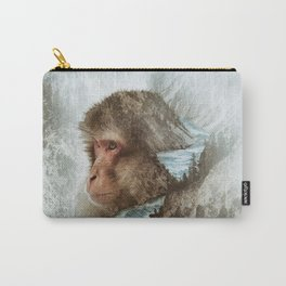 The Monkey River Carry-All Pouch