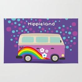 Hippie Land Rug