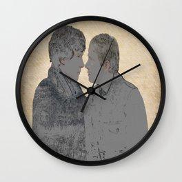 PRESSURE POINT  Wall Clock