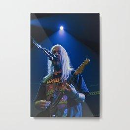 J. Mascis Metal Print