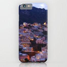 Amalfi Coast Italy iPhone Case